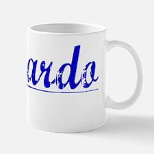 Bernardo, Blue, Aged Mug