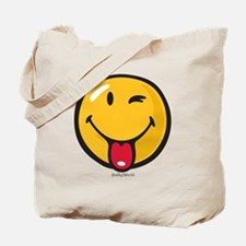 Smileyworld Playful Tote Bag