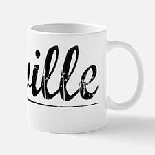 Linville, Vintage Mug