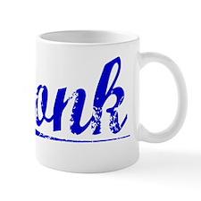 Bonk, Blue, Aged Mug