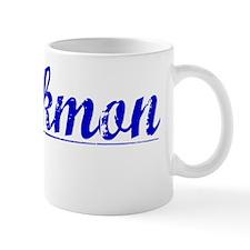Blackmon, Blue, Aged Mug