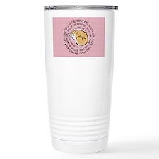 Sing Soft Kitty Ceramic Travel Mug