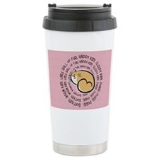 Sing Soft Kitty Thermos Mug