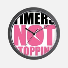 Timers Not Stopping Wall Clock