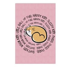 Sing Soft Kitty Postcards (Package of 8)