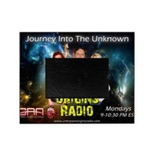 UOR Host Logo Cropped Picture Frame