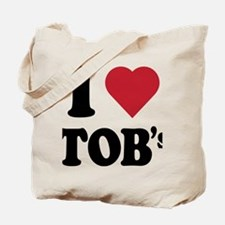 I heart tob's Tote Bag