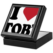 I heart tob's Keepsake Box