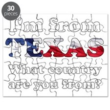 Im from Texas Puzzle