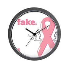 yes, theyre fake Wall Clock