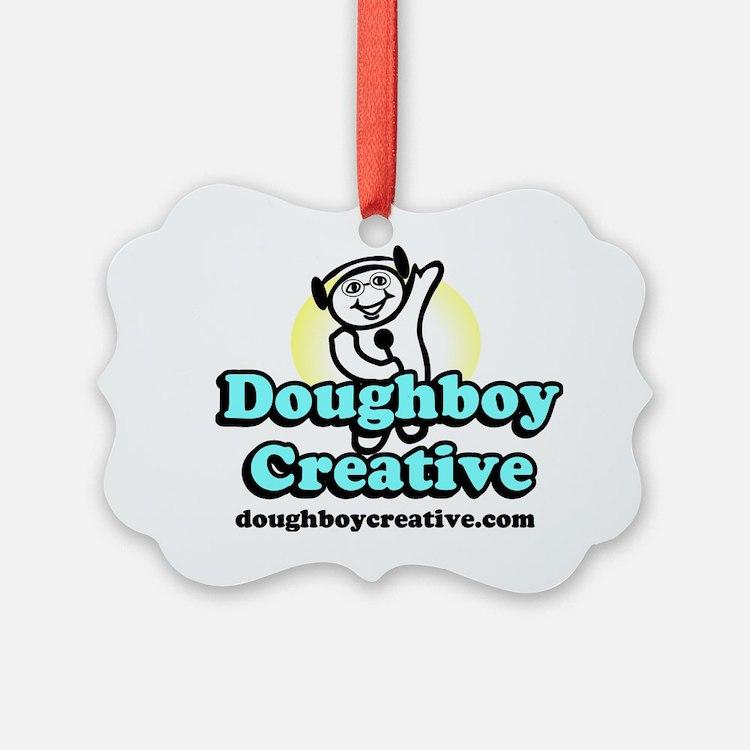 Doughboy Creative Ornament