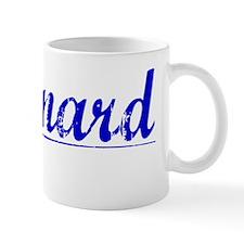Brainard, Blue, Aged Mug