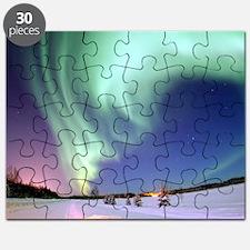 Alaska Aurora Puzzle