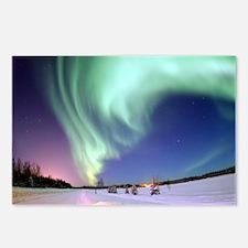 Alaska Aurora Postcards (Package of 8)