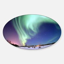 Alaska Aurora Decal