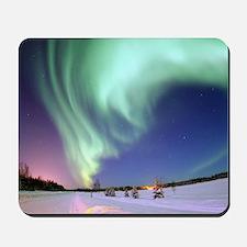 Alaska Aurora Mousepad