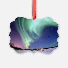 Alaska Aurora Ornament
