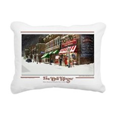 THE TOY STORE BELL RINGE Rectangular Canvas Pillow