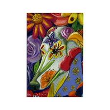 Flora_iPhone4_Slider Rectangle Magnet
