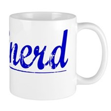 Brainerd, Blue, Aged Mug