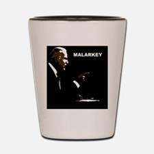 Biden Malarkey Shot Glass