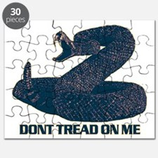 Dont Tread On Me, Tea Party Updated Glowing Puzzle