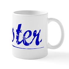 Buster, Blue, Aged Mug