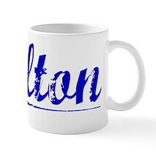 Calton, Blue, Aged Mug