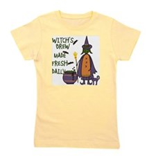 Witchs Brew Girl's Tee