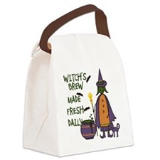 Witchs Brew Canvas Lunch Bag