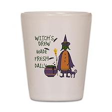Witchs Brew Shot Glass