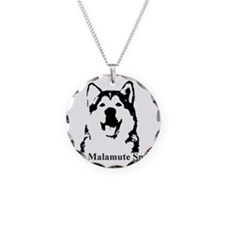 The Malamute Smile Necklace