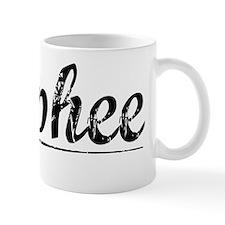 Mcphee, Vintage Mug