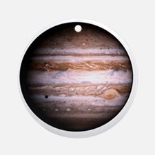 Jupiter! Round Ornament