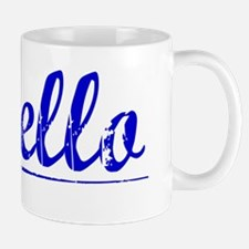 Cabello, Blue, Aged Mug