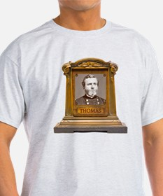George Thomas Antique Memorial T-Shirt