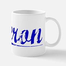 Ceron, Blue, Aged Mug
