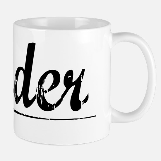 Nader, Vintage Mug