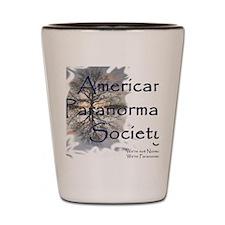 American Paranormal Society Shot Glass