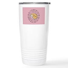 Sing Soft Kitty... Thermos Mug