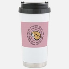 Sing Soft Kitty... Travel Mug