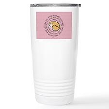 Sing Soft Kitty Travel Coffee Mug