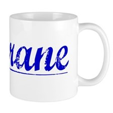 Cochrane, Blue, Aged Small Mug