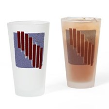 The Declaration of Independence Drinking Glass