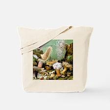 Giacomo Merculiano Sea Anemones Tote Bag