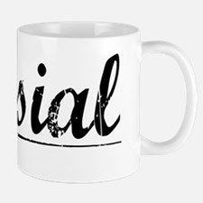 Musial, Vintage Mug