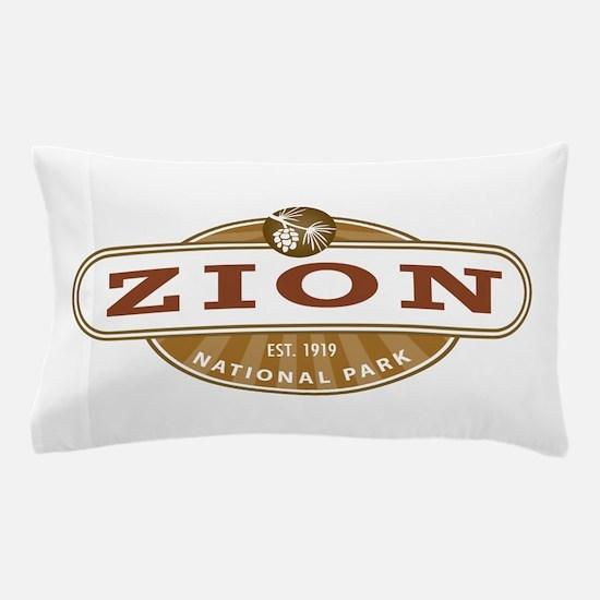 Zion National Park Pillow Case