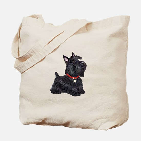 Scottish Terrier #2 Tote Bag