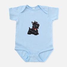 Scottish Terrier #2 Infant Bodysuit