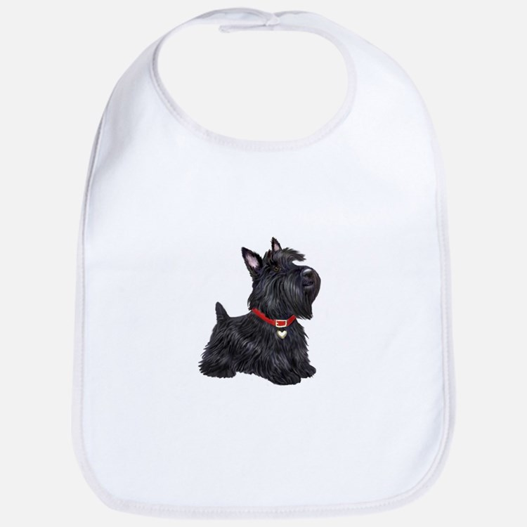 Scottish Terrier #2 Bib